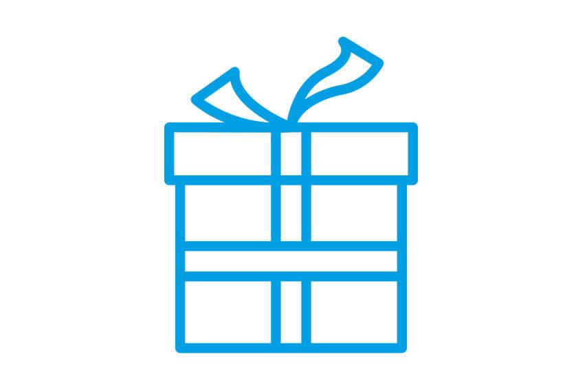 Geschenkverpackungen